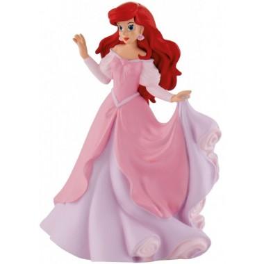 Ariel - vestido rosa - Bullyland