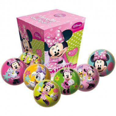 Bola Minnie Disney - 6 cm