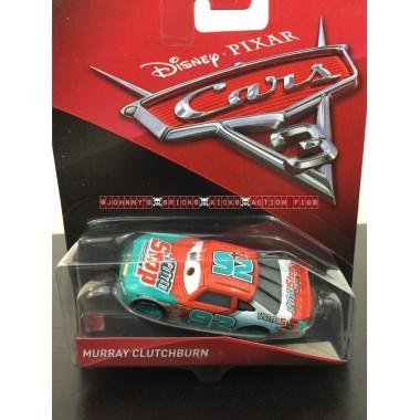 Cars 3 - Murray Clutchburn