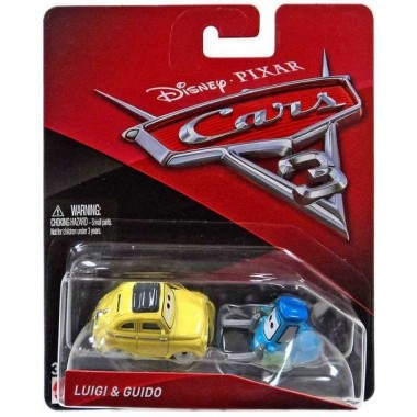 Cars 3 - Luigi & Guido