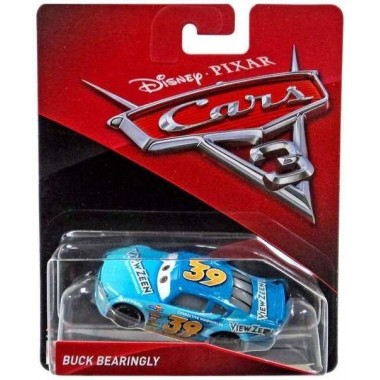Cars 3 - Buck Bearingly