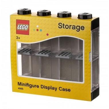Caixa / Vitrine 8 Minifiguras  - LEGO