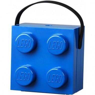 Lancheira quadrada com asa - LEGO