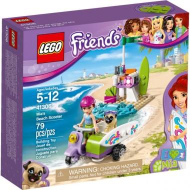 Lego Friends - A Scooter de Praia da Mia