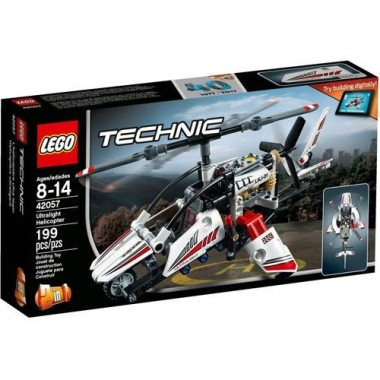 LEGO Technic - Helicóptero Ultraleve