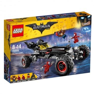 LEGO Super Heróis - O Batmóvel
