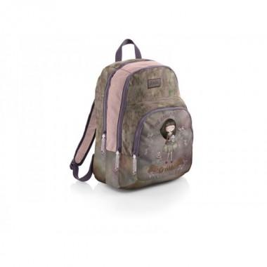 Mochila Escolar Adaptável Anekke - 42 cm