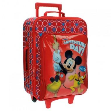 Trolley / Mala de viagem Mickey Mouse Disney - 50 cm