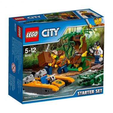 LEGO City -  Conjunto Inicial da Selva