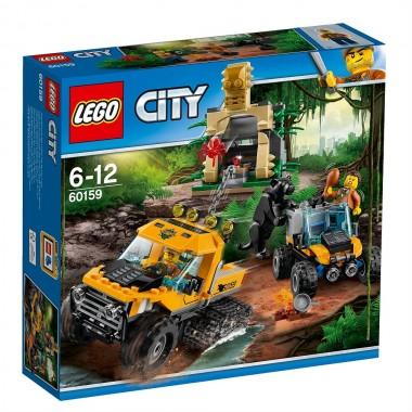 LEGO City - Missão em Semi-Lagartas na Selva