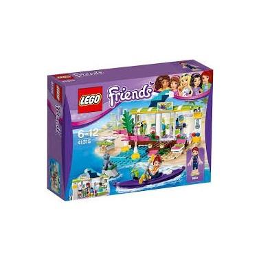 Lego Friends - Loja de surf