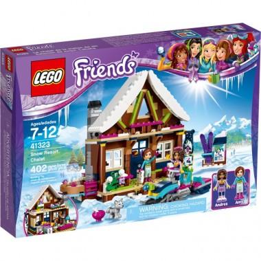 Lego Friends - Chalé da Estância de Esqui