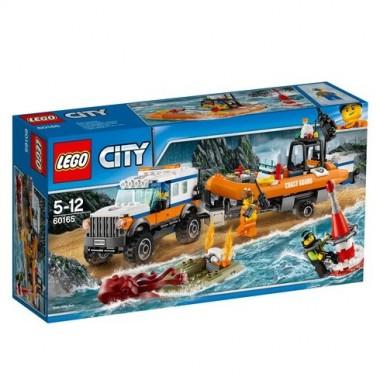 LEGO City - Unidade de intervenção 4x4