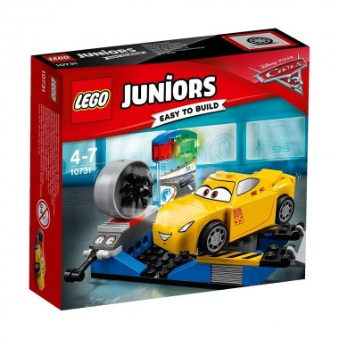 LEGO Juniors - O Simulador de Corrida de Cruz Ramírez