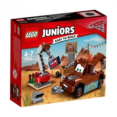 LEGO Juniors - O Ferro-velho de Mate