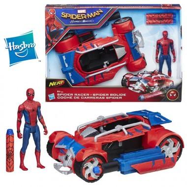 Web cit veiculo Homem Aranha / Spiderman