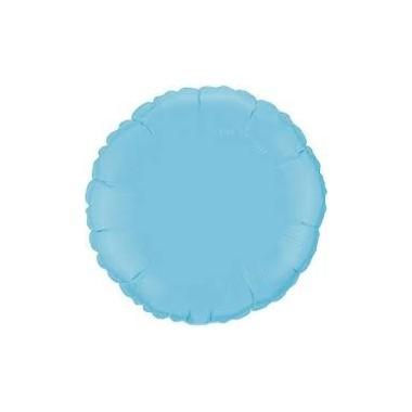 Balão metalizado - 43 cm - Redondo