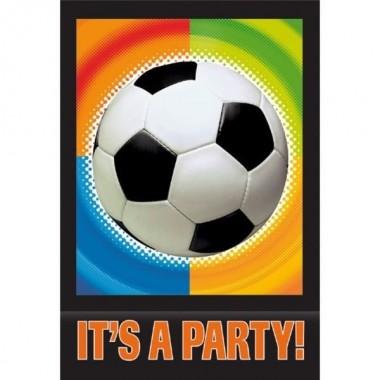 Convites - Futebol