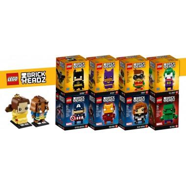 LEGO Brickheadz - Série 1