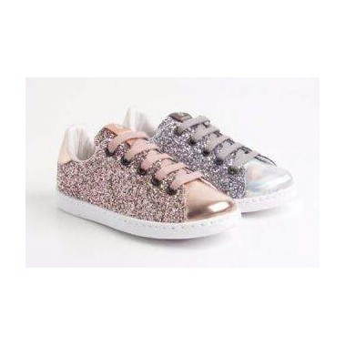 Ténis / Sapatilhas com glitter - Victoria