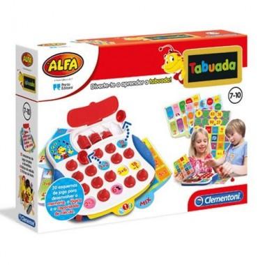 Alfa Tabuada - Clementoni