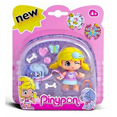 Pinypon - Figura com mascote