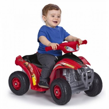 Mota Quad Disney Cars 3. 6V -  Feber