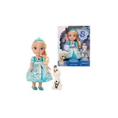 Frozen - Boneca Elsa com Música - Concentra