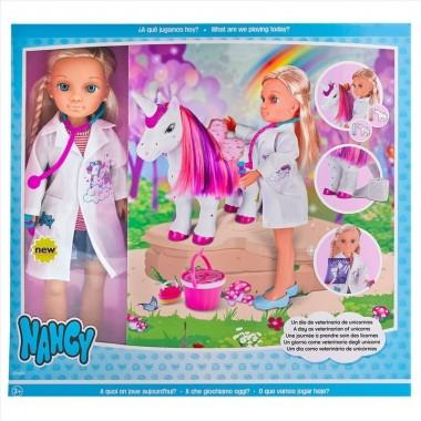 Nancy - Um dia como veterinária de unicórnios