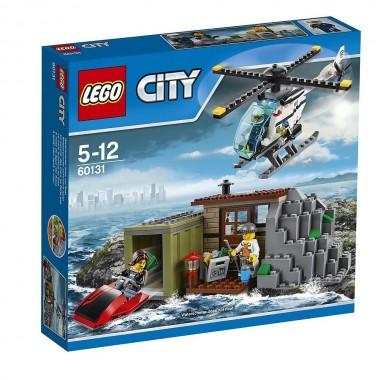LEGO City - A Ilha dos Ladrões