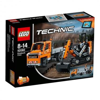 LEGO Technic - Equipa de Trabalhos de Estrada