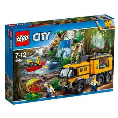 LEGO City - Laboratório Móvel da Selva