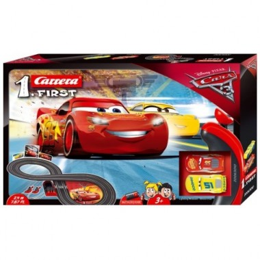 DISNEY PIXAR CARS 3 - Pista Carrera