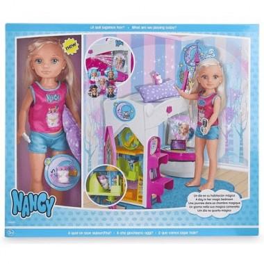Nancy - Um dia no quarto magico