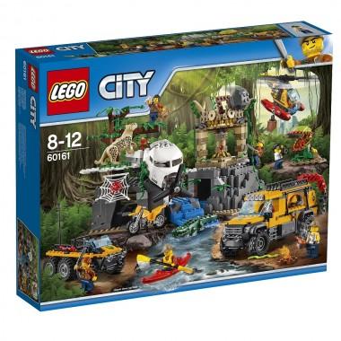 LEGO City - Área de Exploração da Selva