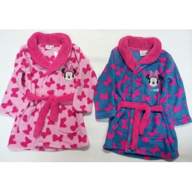 Robe Fleece Minnie Mouse