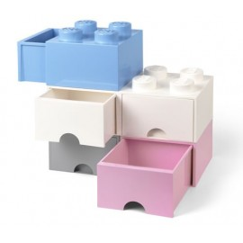 Caixa de Arrumação 4  - Gaveta - LEGO