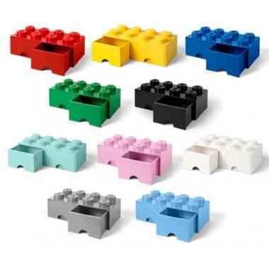 Caixa de Arrumação 8 - Gaveta - LEGO