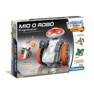 Ciência e Jogo - Mio o Robô - clementoni