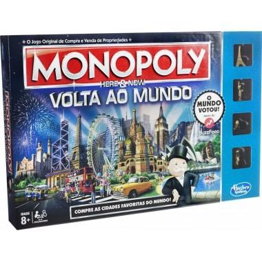 Monopoly Edição Mundial