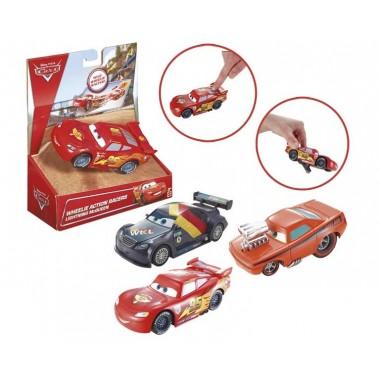 Cars 3 - Veiculos acrobaticos puxa atrás