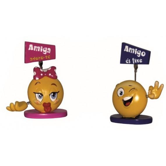 Clip Emoji / Smile - Amigo / Amiga