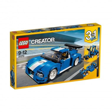 LEGO Creator - Desportivo Turbo