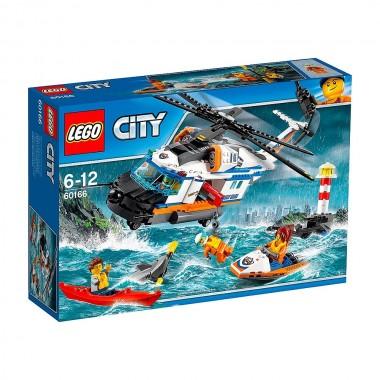 LEGO City - Helicóptero para Resgate de Carga