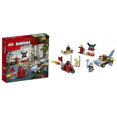 LEGO Juniors - Mala de Sapadores-Bombeiros