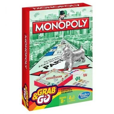 Monopoly de viagem - Hasbro