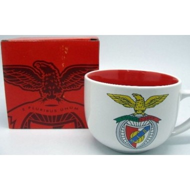 Caneca Oval Benfica
