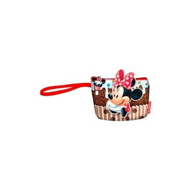 Porta moedas Minnie Disney Muffin