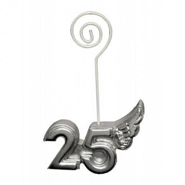 Clip Porta-Fotos 25.º Aniversário