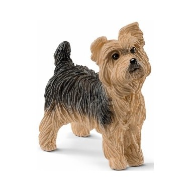 Cão Yorkshire Terrier - Schleich